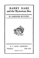 Barry Dare And The Mysterious Box
