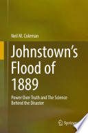 Johnstown S Flood Of 1889 Book