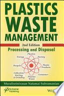 Plastics Waste Management