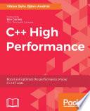 C++ High Performance