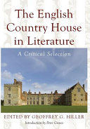 The English Country House in Literature Book