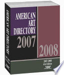 Who's Who in American Art 2007-2008