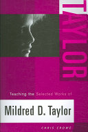 Teaching The Selected Works Of Mildred D Taylor