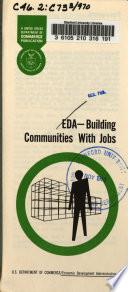 EDA  Building Communities with Jobs