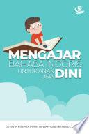 Mengajar Bahasa Inggris untuk Anak Usia Dini