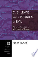 C S Lewis And A Problem Of Evil Book PDF