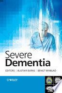 Severe Dementia