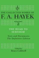 The Road to Serfdom [Pdf/ePub] eBook