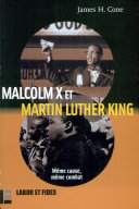 Malcolm X et Martin Luther King ebook