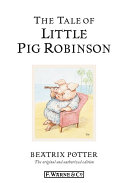 Pdf The Tale of Little Pig Robinson Telecharger