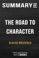 Summary of the Road to Character: Trivia/Quiz for Fans