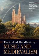 The Oxford Handbook of Music and Medievalism Pdf/ePub eBook