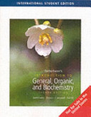 Intl Stdt Ed Introduction to General Organic and Biochemistry