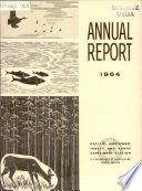 Annual Report of the Pacific Northwest Forest and Range Experiment Station for the Calendar Year