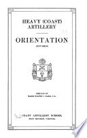 Heavy artillery Orientation