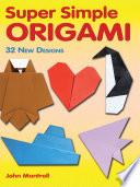 Super Simple Origami Book PDF