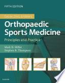 DeLee & Drez's Orthopaedic Sports Medicine E-Book