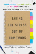 Taking the Stress Out of Homework Pdf/ePub eBook