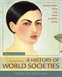 A History of World Societies  Concise  Volume 2