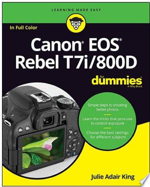 Download Canon EOS Rebel T7i/800D For Dummies Free Books - Dlebooks.net