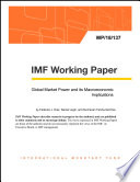 Global Market Power and its Macroeconomic Implications