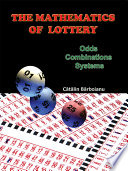 The Mathematics of Lottery Book