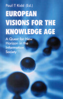 Pdf European Visions for the Knowledge Age Telecharger