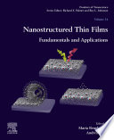 Nanostructured Thin Films Book PDF