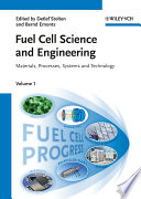 Fuel Cell Science and Engineering  2 Volume Set Book