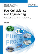 Fuel Cell Science and Engineering, 2 Volume Set