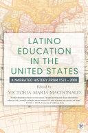Latino Education in the United States Pdf/ePub eBook