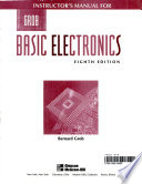 Basic Electronicsinstructors Manual