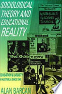 Sociological Theory And Educational Reality