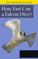 How Fast Can A Falcon Dive? Pdf/ePub eBook