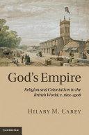 God s Empire