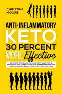 Anti Inflammatory Keto 30 Percent More Effective