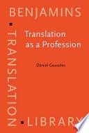 Translation as a Profession