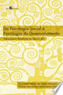 Da Psicologia Social à Psicologia do Desenvolvimento