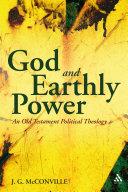God and Earthly Power Pdf/ePub eBook