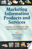 Marketing Information Products And Services Book PDF
