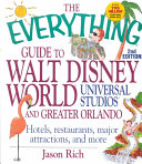 Everything Guide Walt Disney Univ Studios Greater Orland