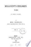 Millicent s children  a novel