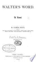 Walter S Word