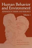 Human Behavior And Environment Book PDF