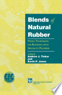 Blends of Natural Rubber Book