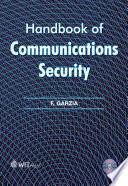 Handbook Of Communications Security Book PDF