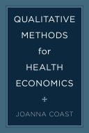 Qualitative Methods for Health Economics Pdf/ePub eBook
