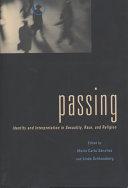 Passing [Pdf/ePub] eBook