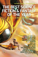 The Best Science Fiction and Fantasy of the Year, Volume Nine [Pdf/ePub] eBook