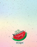 Pdf Fresh Watermelon Notebook
